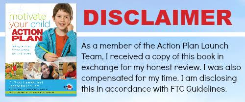 Disclaimer graphic for Motivate Your Child Action Plan