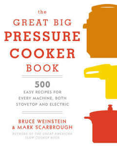 The Great Big Pressure Cooker Book pic